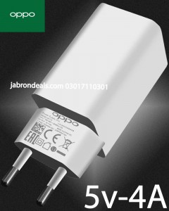 Original OPPO Super Fast Adapter 5V 4A