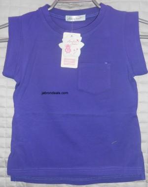 Girls Blue Shirt