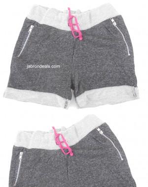 Terry Gray Shorts