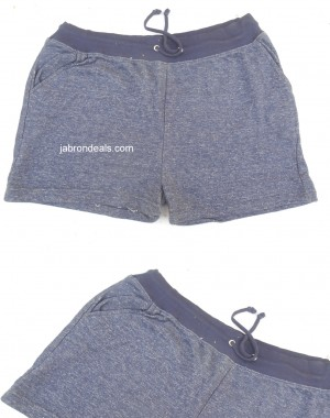 Terry Blue Shorts