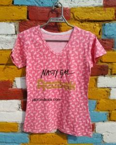 Girls Cat Printed fancy Shirt
