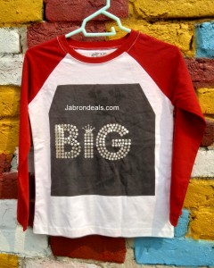 Big thing Girls top