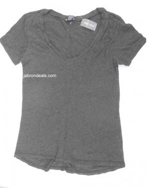 Girls Dark Gray T Shirt