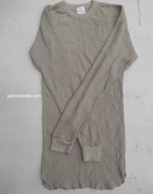 Ladies Gray Long  T Shirt