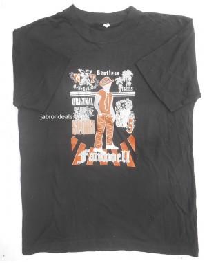 Classic Black T Shirt