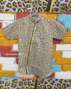 Jaguar printed casual shirt