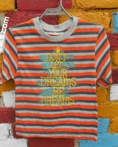 Kids Striped Tee shirt