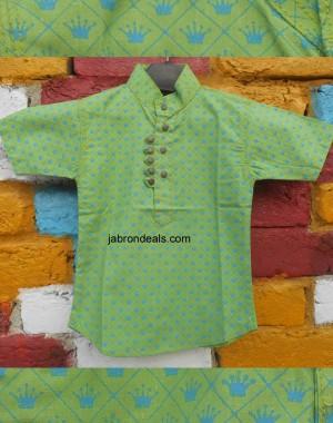 Kids Casual Printed shirt