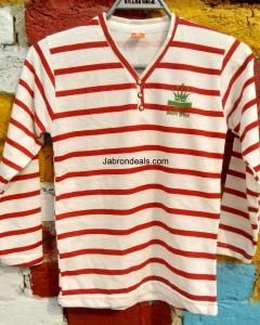 Kids Striped full sleeve Shirt