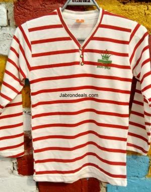 Kids Striped full sleeve Shirt