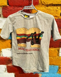 Music TV Kids Tee shirt