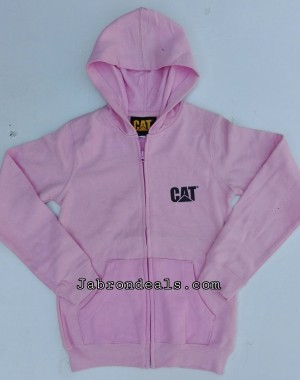 Beautiful CAT zipper hoodie