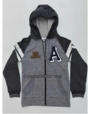Kids beautiful zipper hoodie