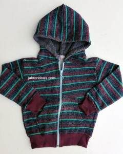 GEORGE Striped kids hoodies