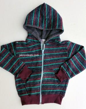 GEORGE Striped kids hoodies