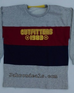 Outfitter 1983 kids sweatshirts