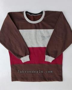 Reebok round neck kids sweatshirt