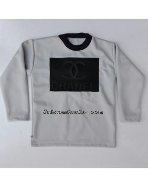 Bomber polyester kids sweatshirt