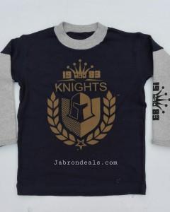 Kids beautiful KNIGHTS brand sweatshirt
