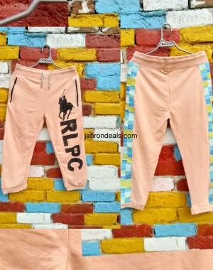 Side Line RLPC Rib Shorts