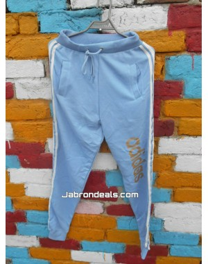 mens side strip trousers