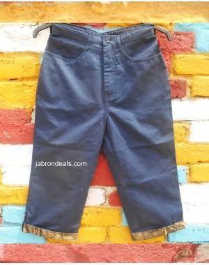 boys to mens 3 quarter shorts