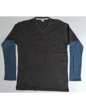 Mens little check full sleeve shirts