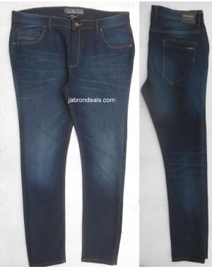 Dark Blue Stretch jeans Mish n Mash