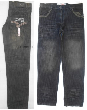 Mens Jeans Charcoal