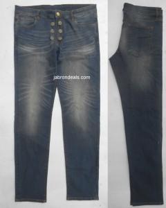 Mens Jeans Blue Colour