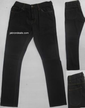 VINTAGE Slim Black Jeans