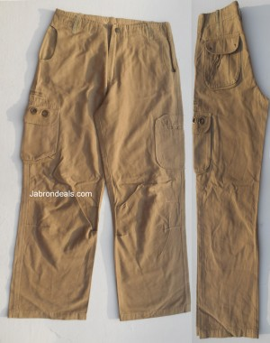 Cargo Trouser Style Pent