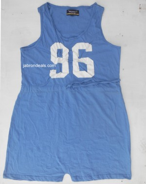 Ladies Blue Sando