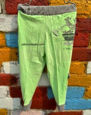 Kids Ribbed Trouser