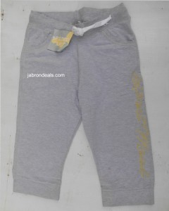 Kids Ribbed Trouser