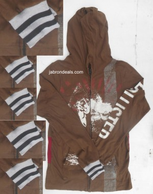 Hollister Zipper Hood